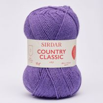 Sirdar Country Classic 4 ply 50g - RRP £2.95 - OUR PRICE £2.50